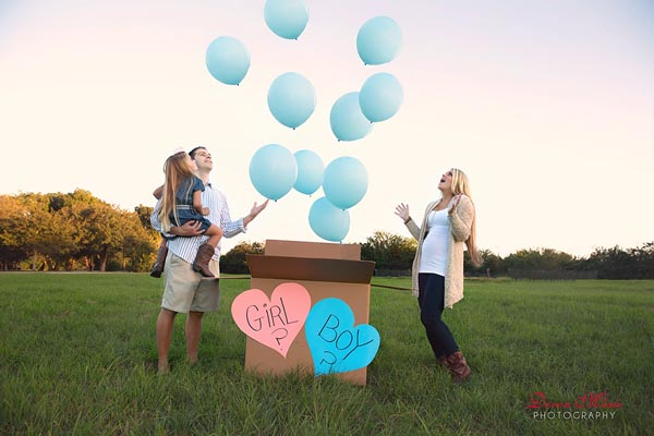 The Popularity of the Gender Reveal Party in the Gender Equality Era