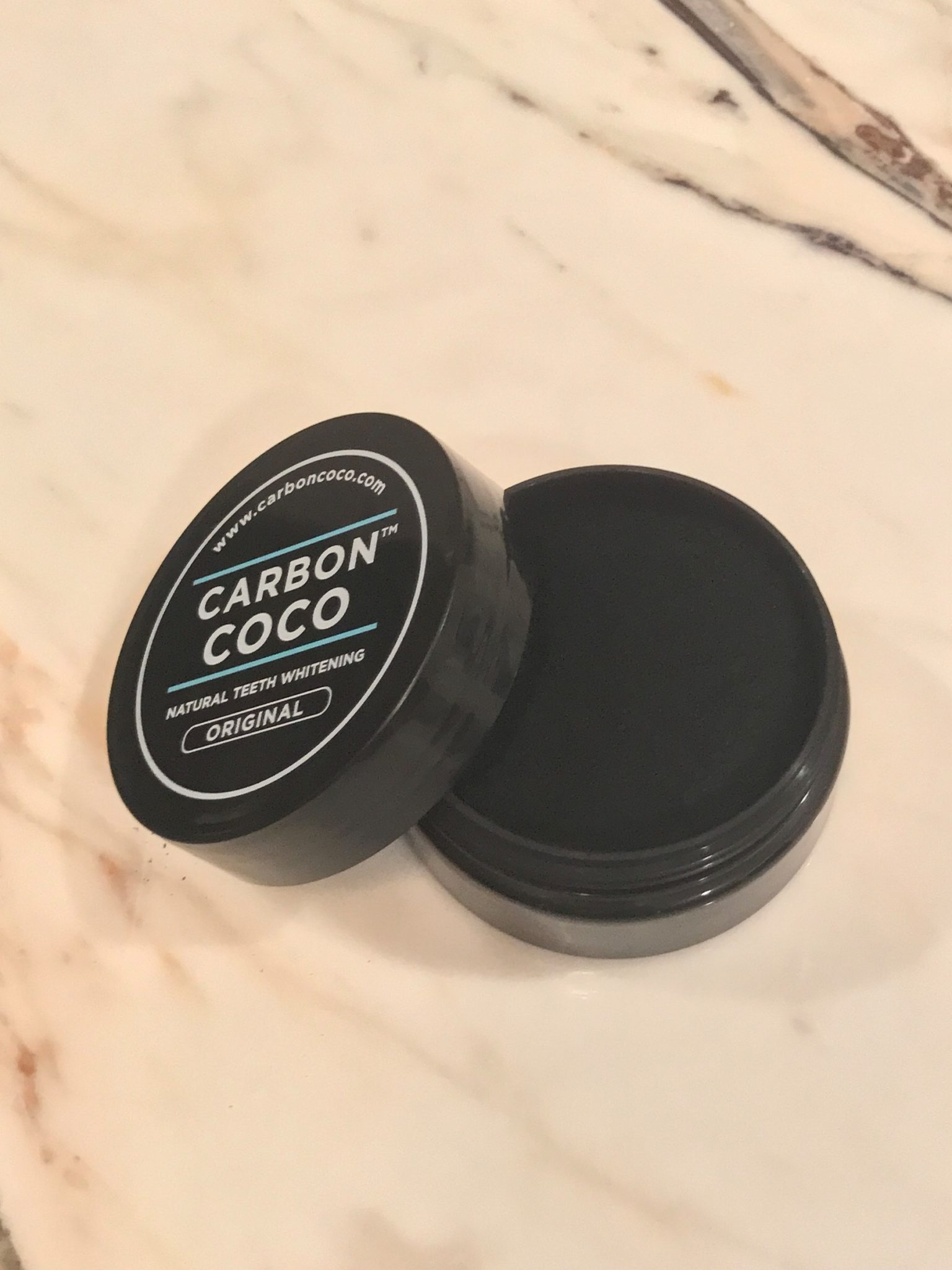 CARBON COCO - TOOTH POLISH