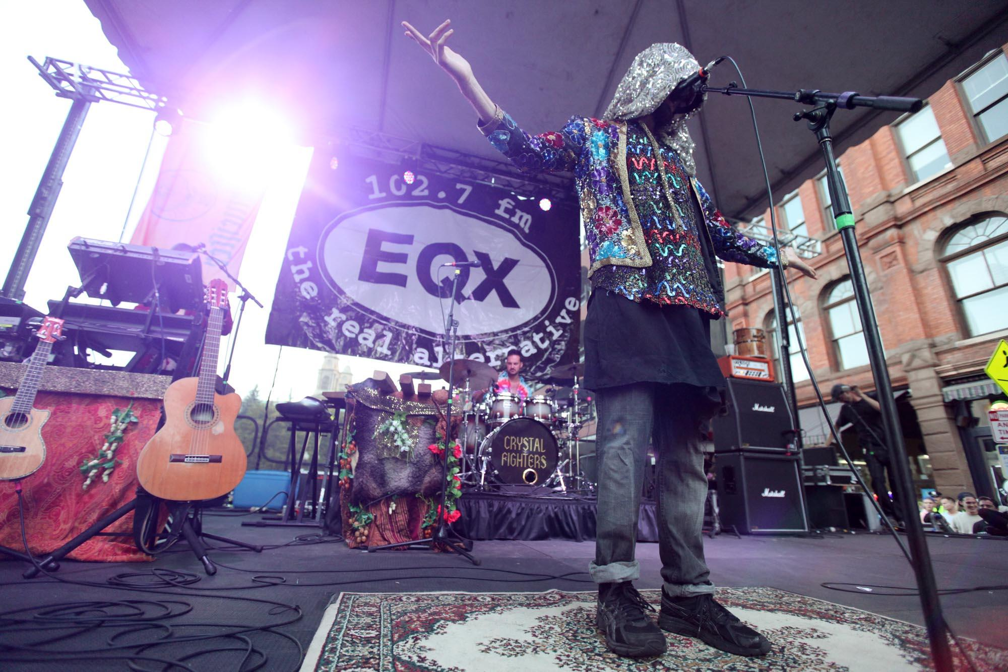 A Love Affair with Local Radio Station WEQX and the Powerhouse Acts That Perform Upstate