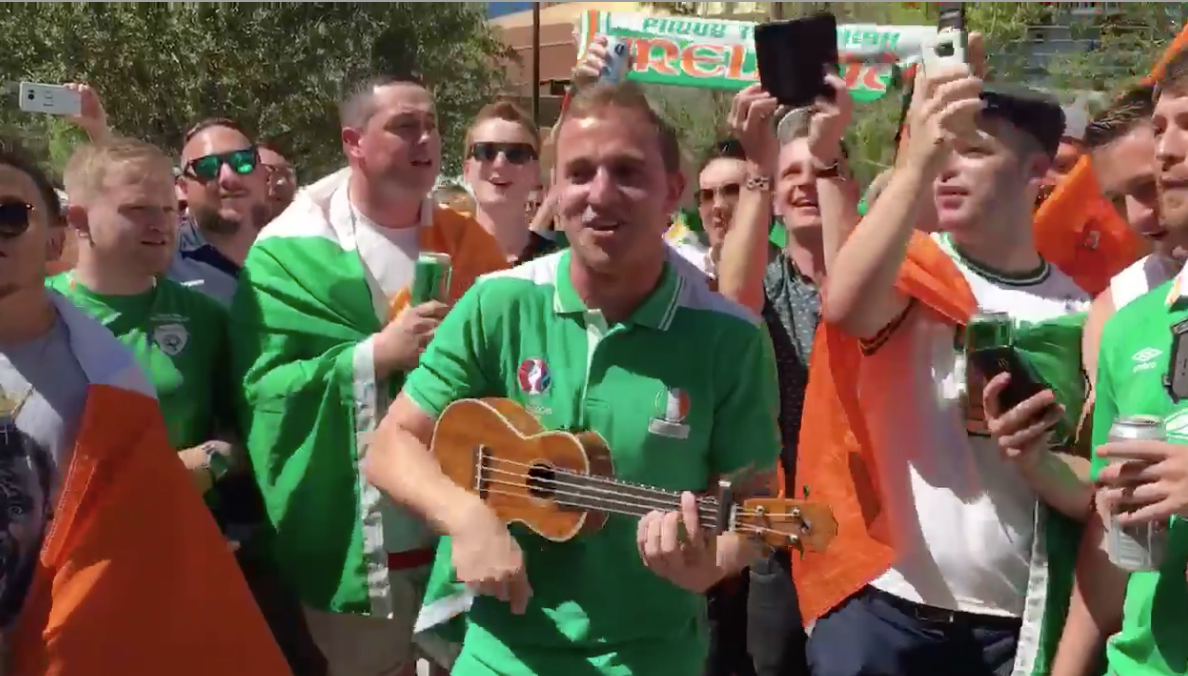 Are These Conor McGregor Fans Making the Irish Cool Again?