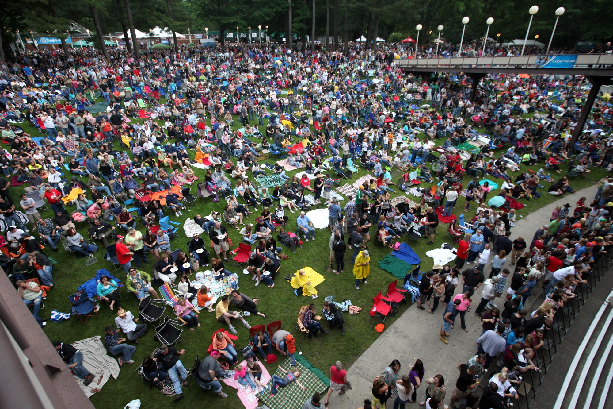 Here's SPAC's Summer Concert Lineup So Far (And What I Think Of It)