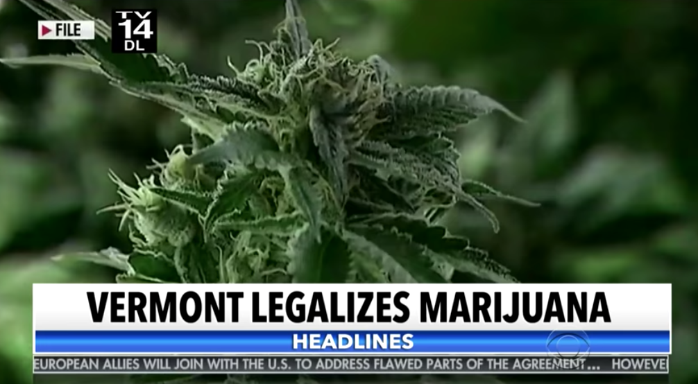 Late Night in the Morning – Vermont's First Tourism Advertisement Since Legalizing Pot