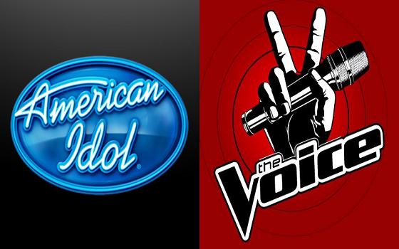 The Voice vs. American Idol: A Monday Night Ratings Showdown