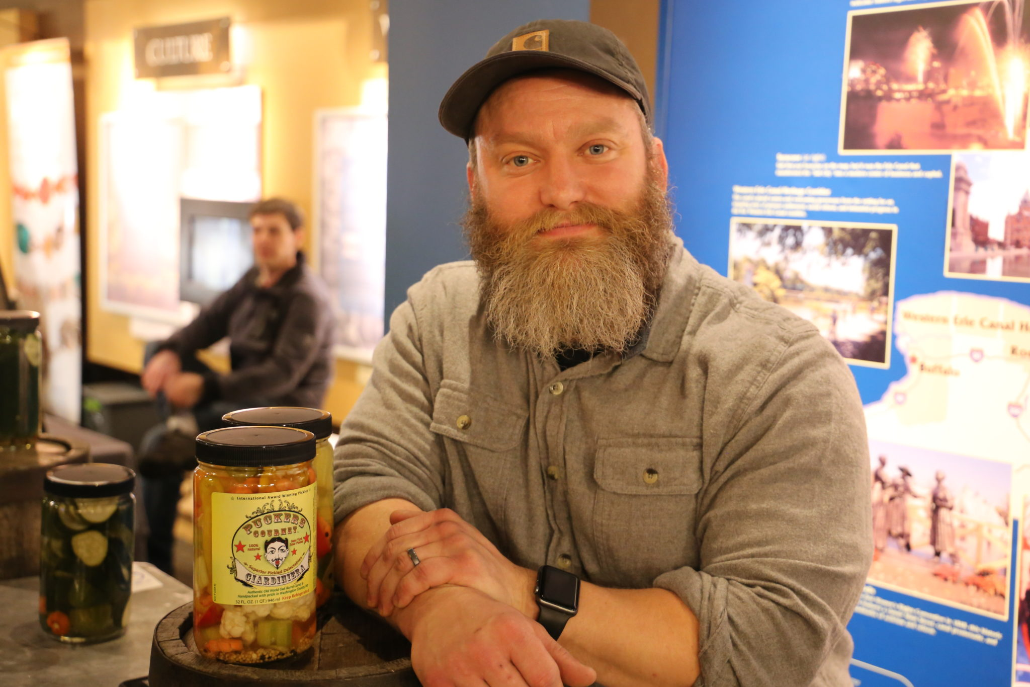 Do The Next Good Thing – Brian, The Pickling Pioneer