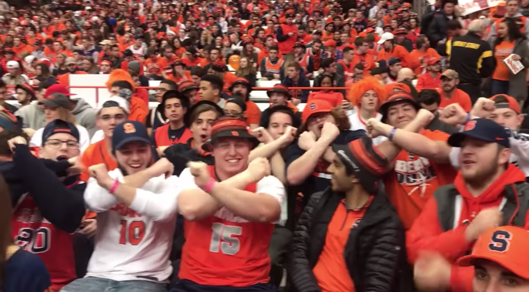 Syracuse University Student Campaigns to Bring XFL to Syracuse, and I Think He's Onto Something