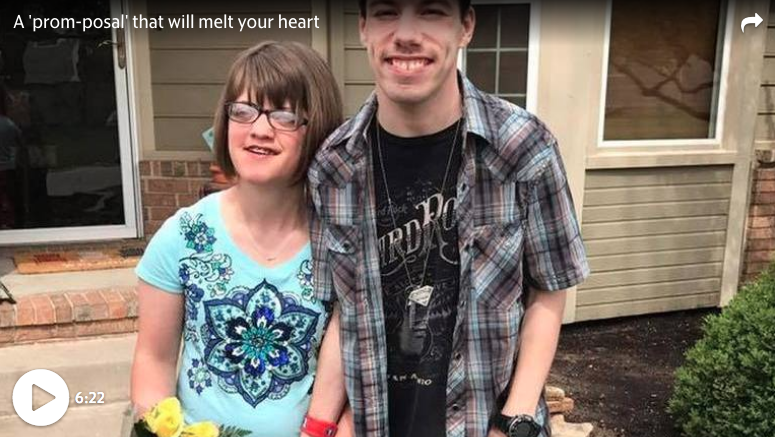 This Legendary Prom Proposal Sends a Bigger Message to All of Us