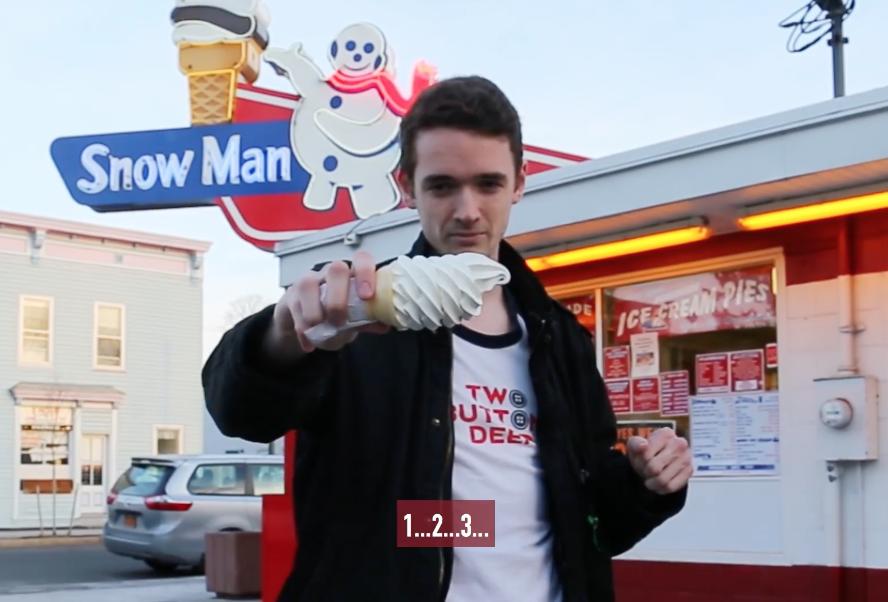 Soft Serve Review – Snowman Ice Cream