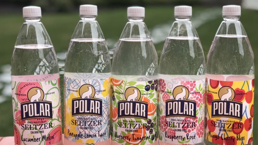 Gettin' Fizzy With It: Polar Seltzer Announces Limited Edition Summer Flavor Lineup, Springing Us Straight Into Summer 2018