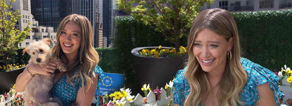 Happy Allergy Season: Hilary Duff, My Soul Sister, is Now a Claritin Spokesperson