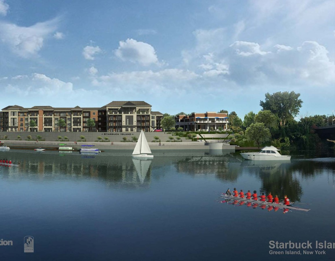 """""""Starbuck Island"""" is Coincidentally the Most Basic, Commercial Name for Green Island's New Basic, Commercial Property"""