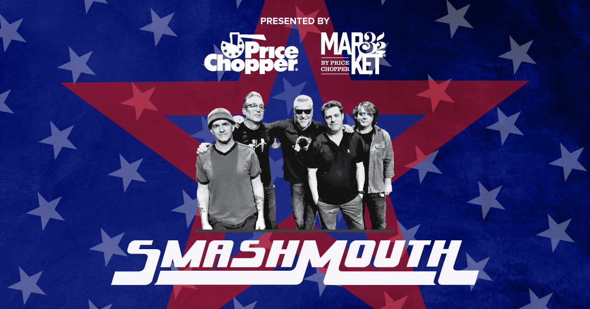 Smash Mouth is Headlining Albany's 4th of July Event and I'm Gonna Go For One Reason
