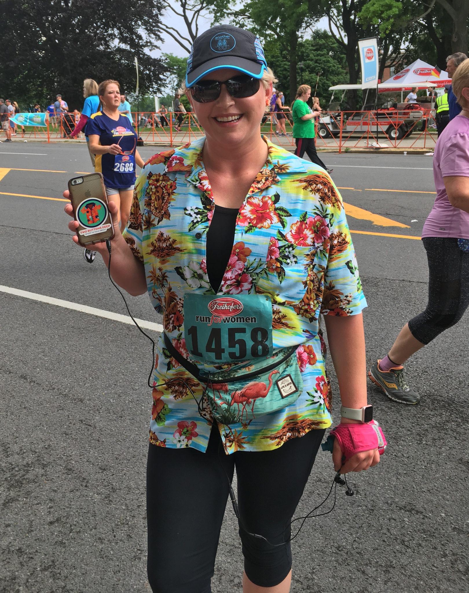 2BD - Freihofer's Run - Katie Finish