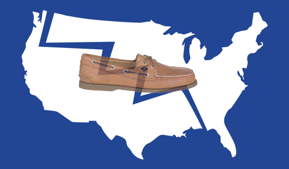 Over 50% of our Audience Believes Boat Shoes Are a Turnoff and My Mind is Boggled
