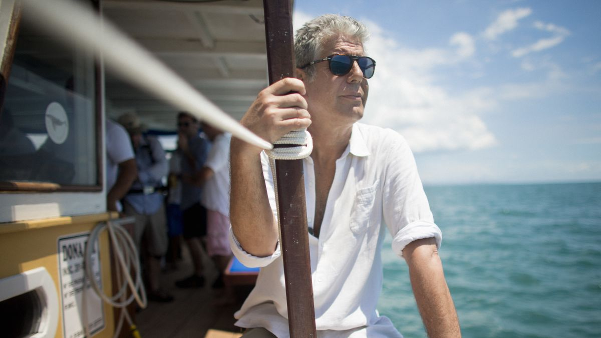 Bourdain's Death is a Reminder to Check Up On Those We Care About