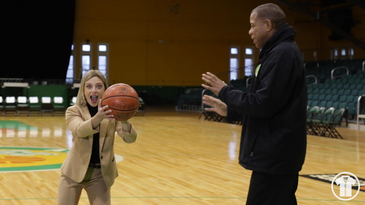 Ten Questions Deep with Albany Patroons Coach Derrick Rowland