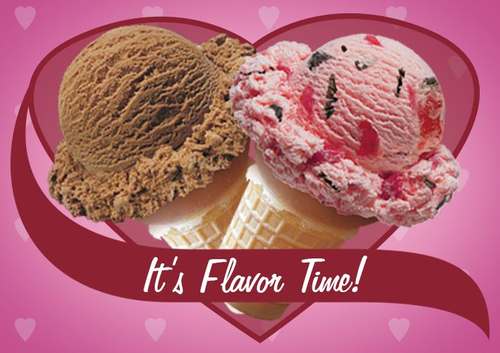 What Are My Valentines Day Plans? Going to Stewarts For a 50-Cent Cone
