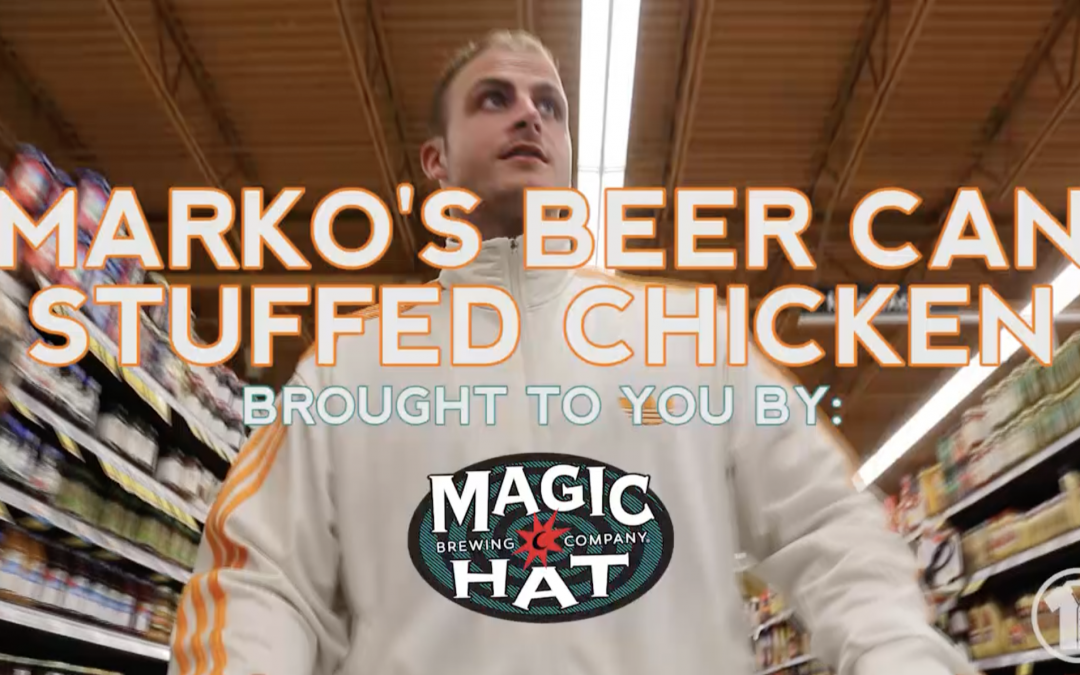 The Bachelor's Chop – Marko's Beer Can Stuffed Chicken