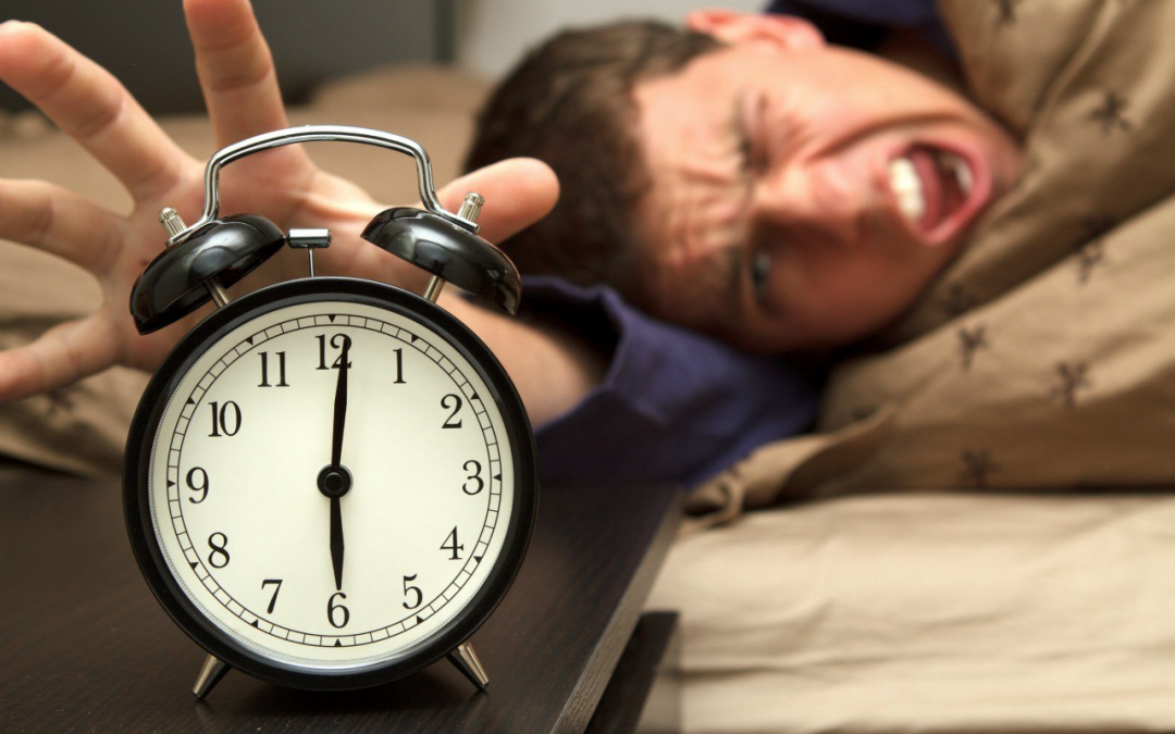 Shocking: Some People Get Out of Bed After Only One Alarm