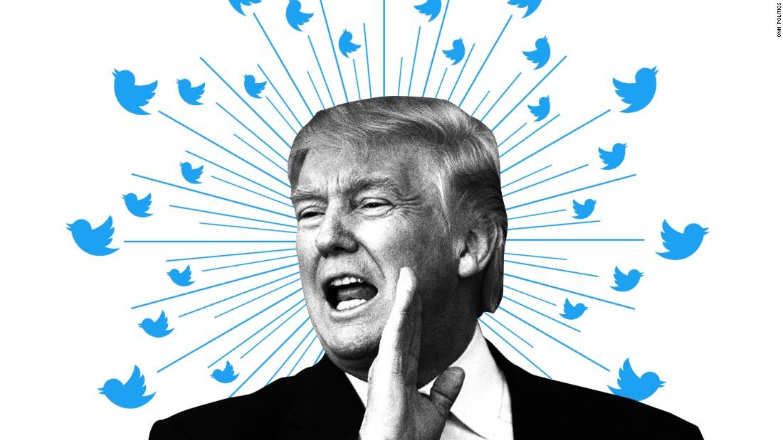 Donald Trump's 10 Most Head-Scratching Tweets Of 2017