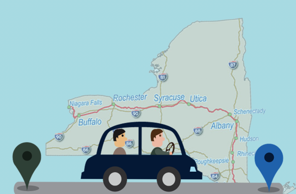 Hot Take: Without Ridesharing, New York is The Lamest State in the Continental U.S.