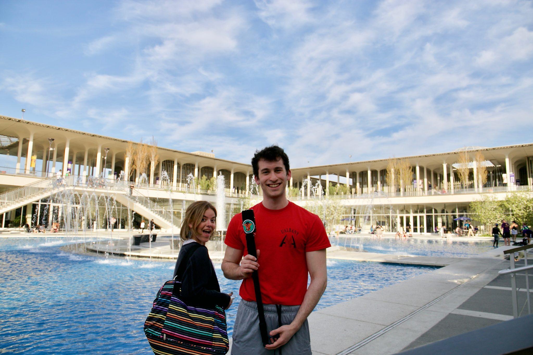 Mumpademic 2017 On The UAlbany Campus