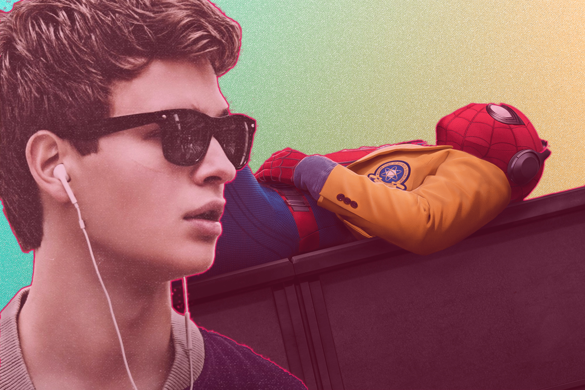 'Spider-Man: Homecoming' And 'Baby Driver' Aren't Great Films And That's OK