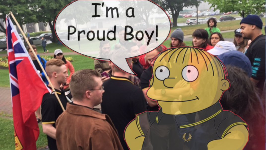 """Meet """"The Proud Boys,"""" The Far-Right Extremist Gang Whose Following Is Popping Up In Albany"""