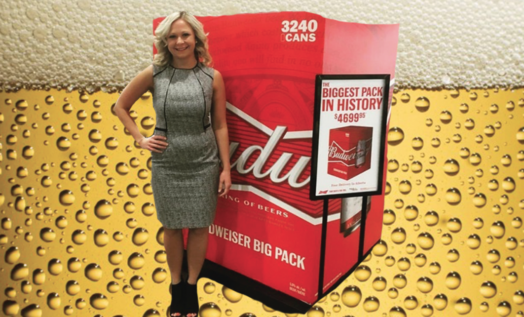Budweiser Is Selling A 3,240 Rack And I Have A Ton Of Questions