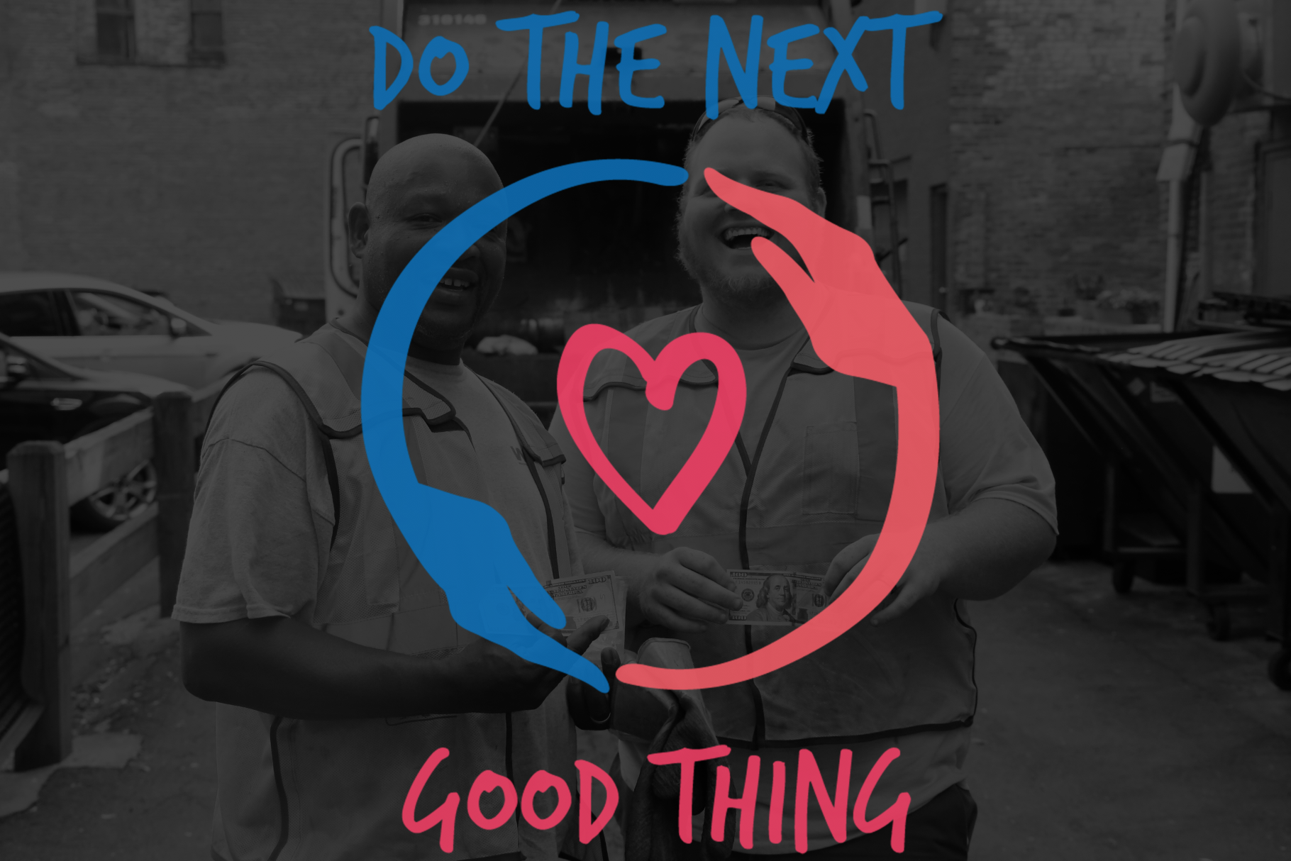 """We're Hyped To Debut """"Do the Next Good Thing"""" Presented by Two Buttons Deep"""