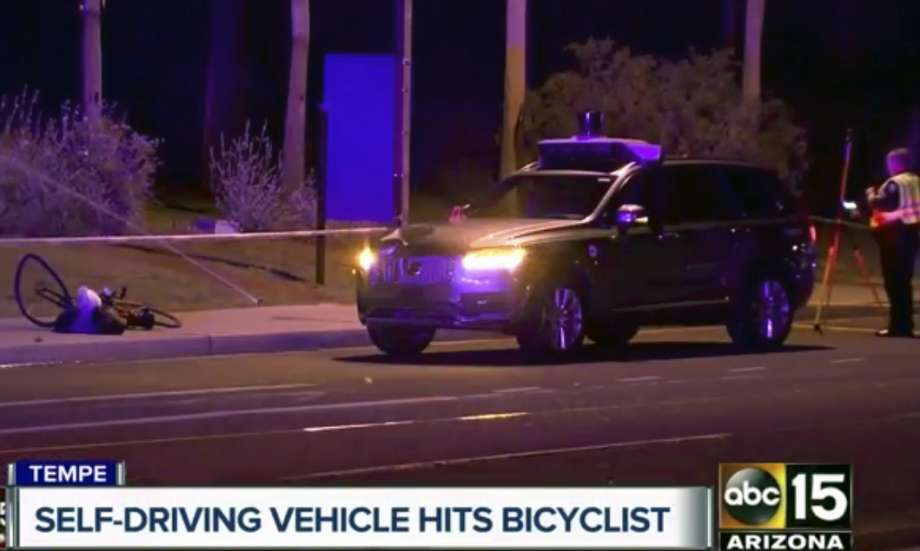 Annnnnnd a Self-Driving Uber Killed a Pedestrian, But I'm Not Blaming Uber