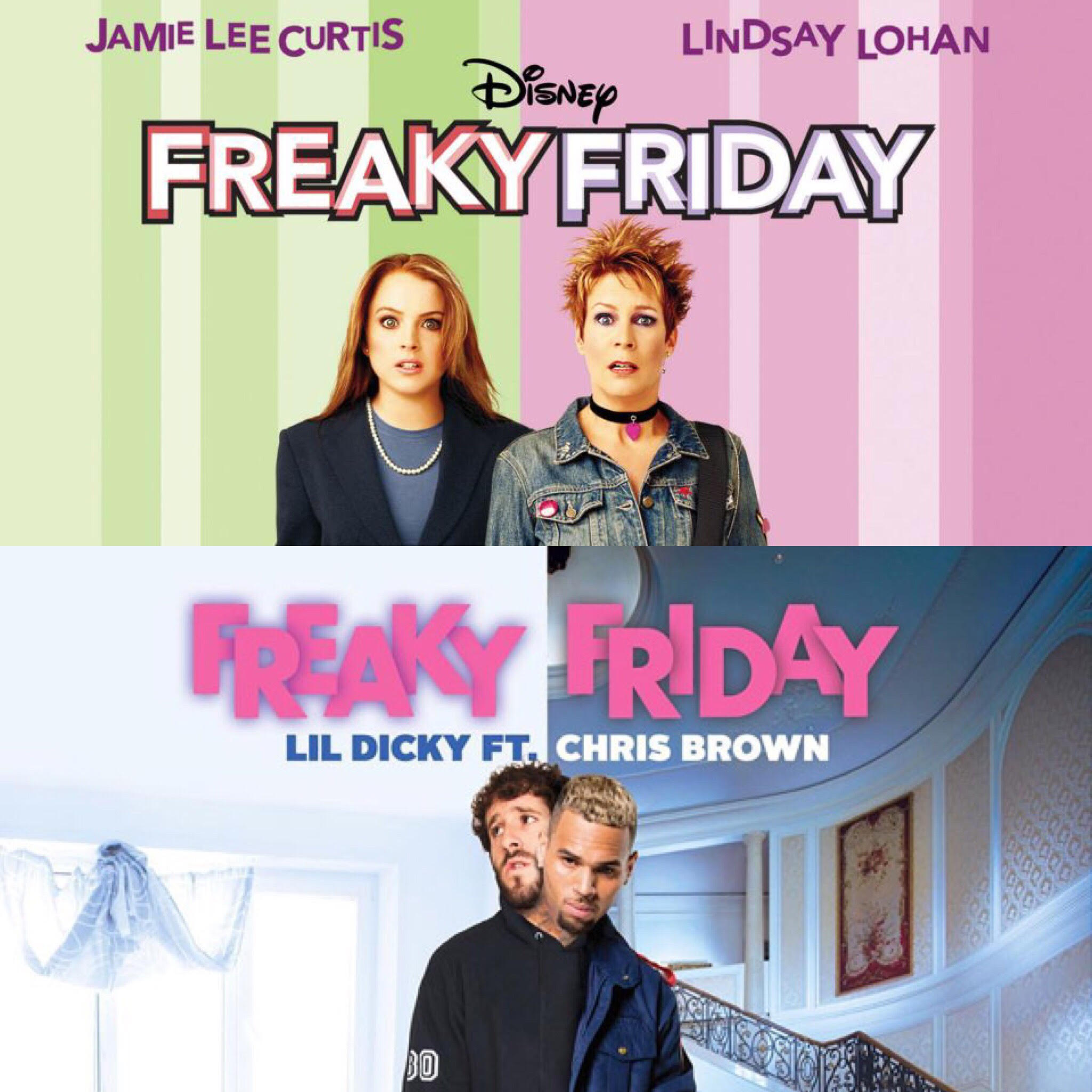 Thanks to Lil Dicky and Chris Brown, I Will Never Think About 'Freaky Friday' the Same Way Ever Again