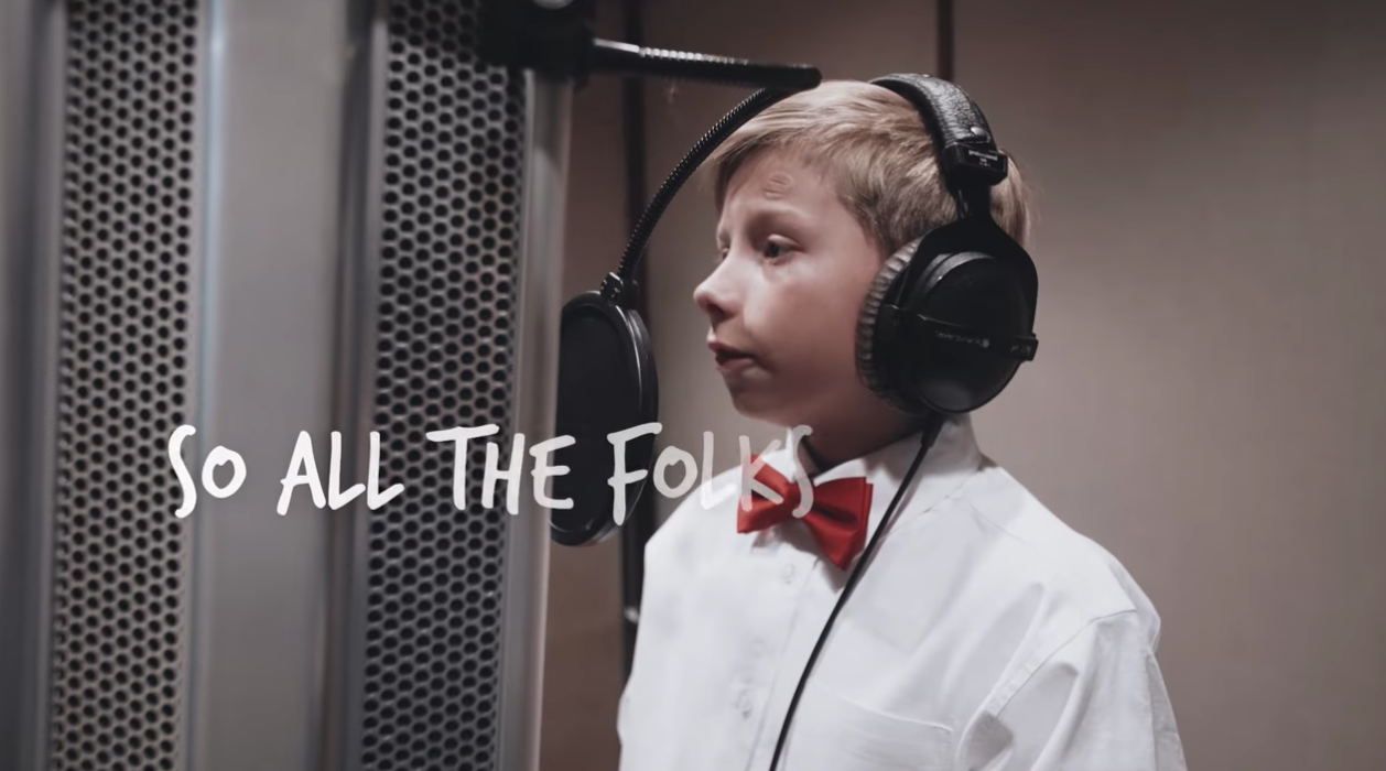"""Wal-Mart Yodel Boy is Back at it with a New Single, """"Famous"""""""