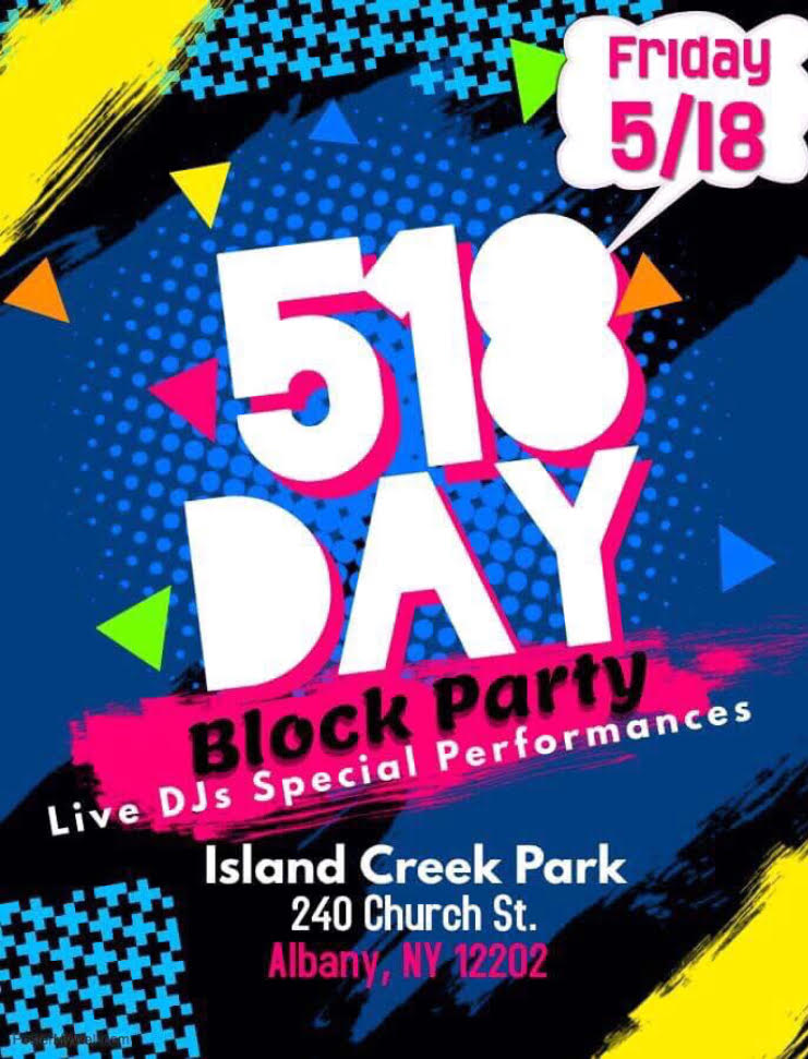 The 518 Day Block Party is Stacked with Local Talent