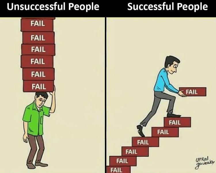 Marko's Monday Motivation: Failure and Struggle