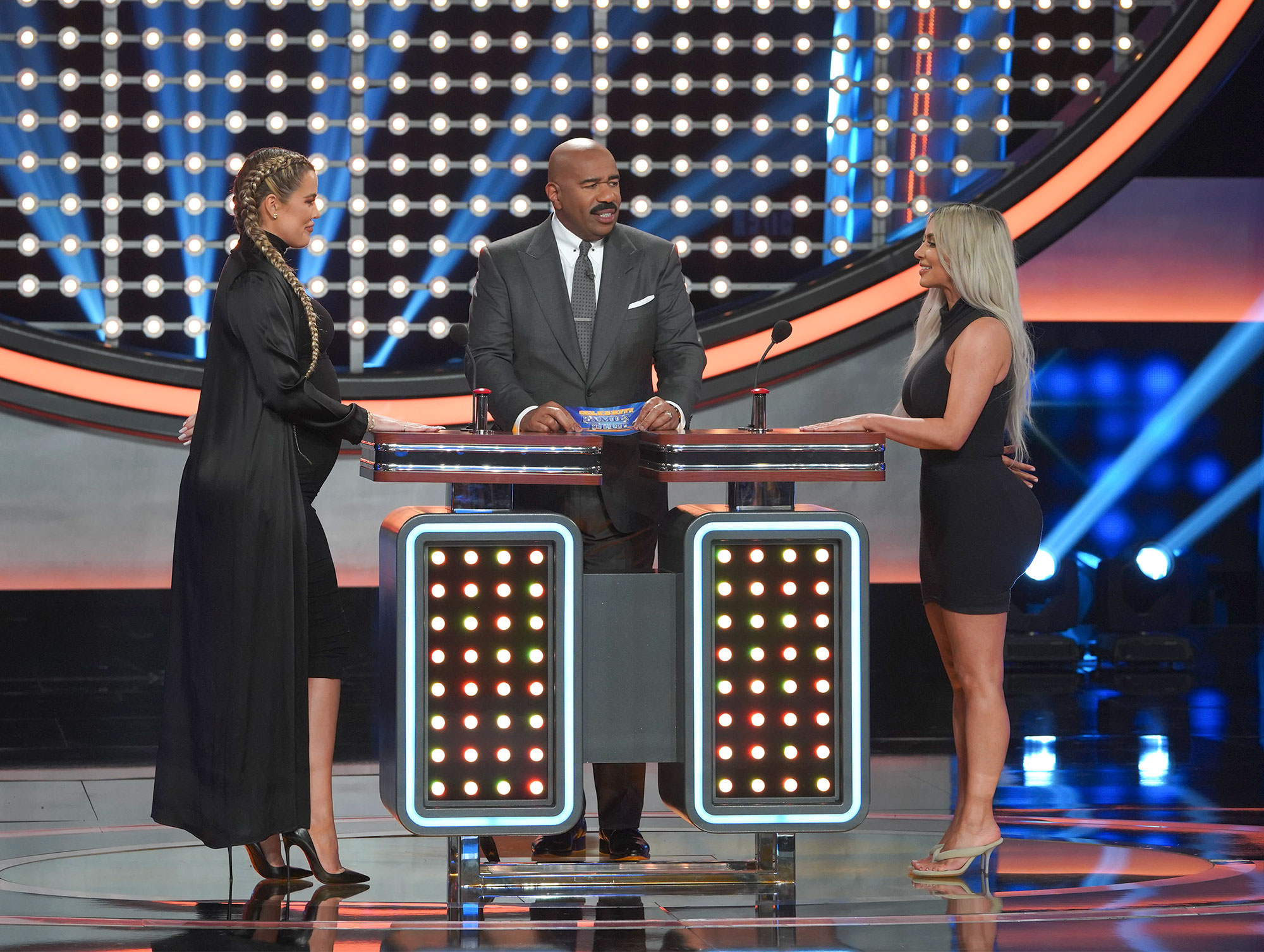 Of Course I Watched the Kardashians on Celebrity Family Feud