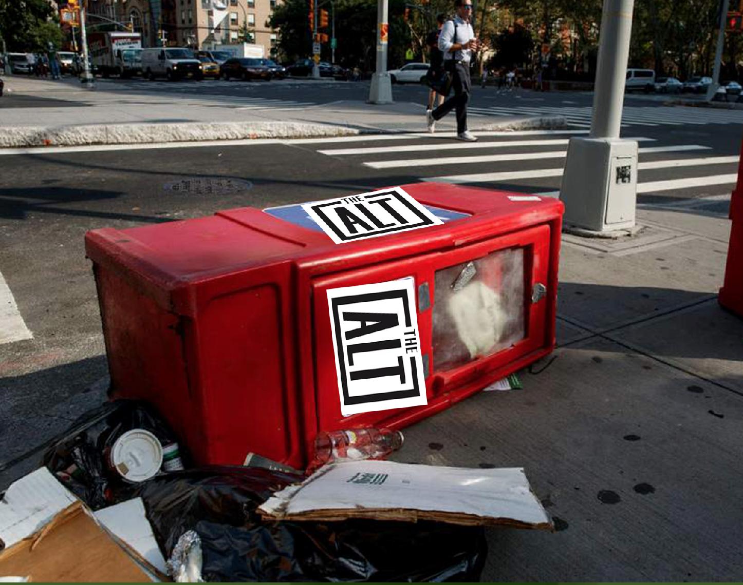The Alt Shuts Down Just Weeks After Winning Best Local Newspaper…Sad!