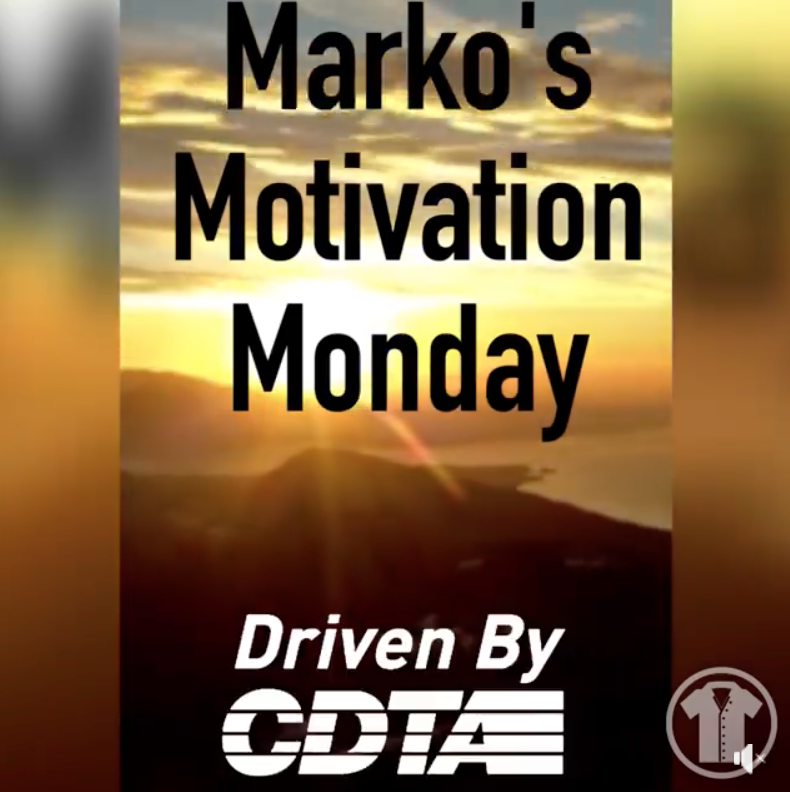 Marko's Motivation Monday – Delivering Happiness