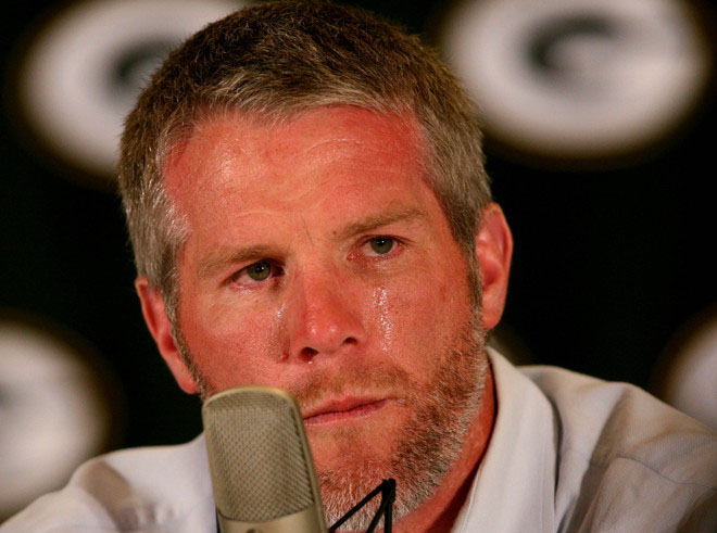 Brett Favre Was Tricked by Anti Semitic Group To Say Messed Up Stuff On Video