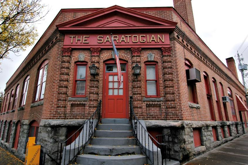 The Old Saratogian Building is Turning Into a Beer Hall/Coffee House