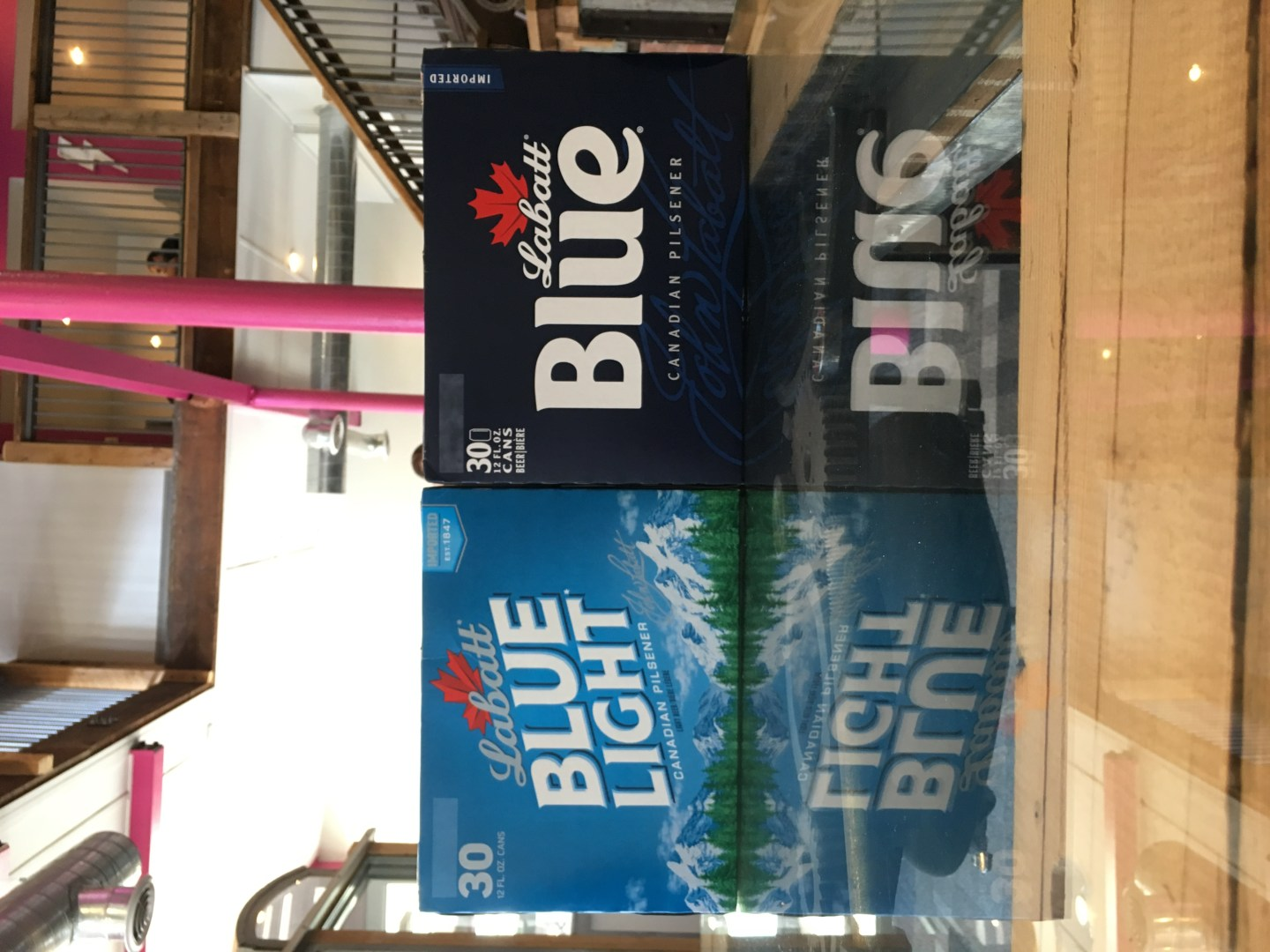 Labatt Stepped Up As 2BD's Official First Beer Sponsor…Are My Miller Lite Days Officially Over?