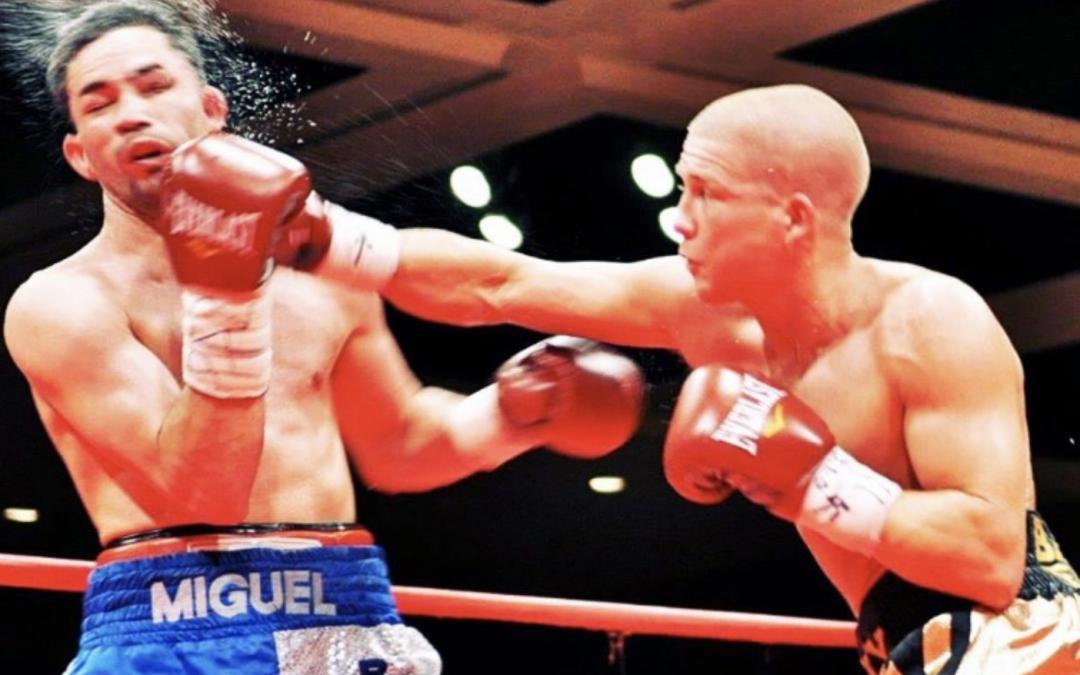 Local Pro Boxer Mikey Faragon Hints at Comeback