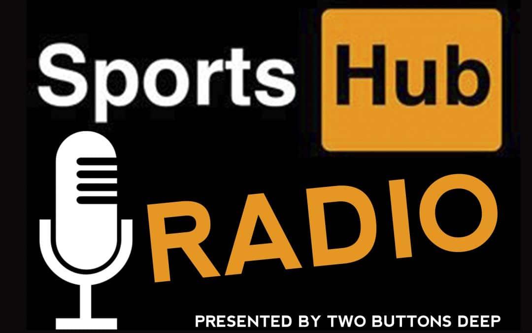 Sportshub Radio Episode 1 – Duke Broke My Heart