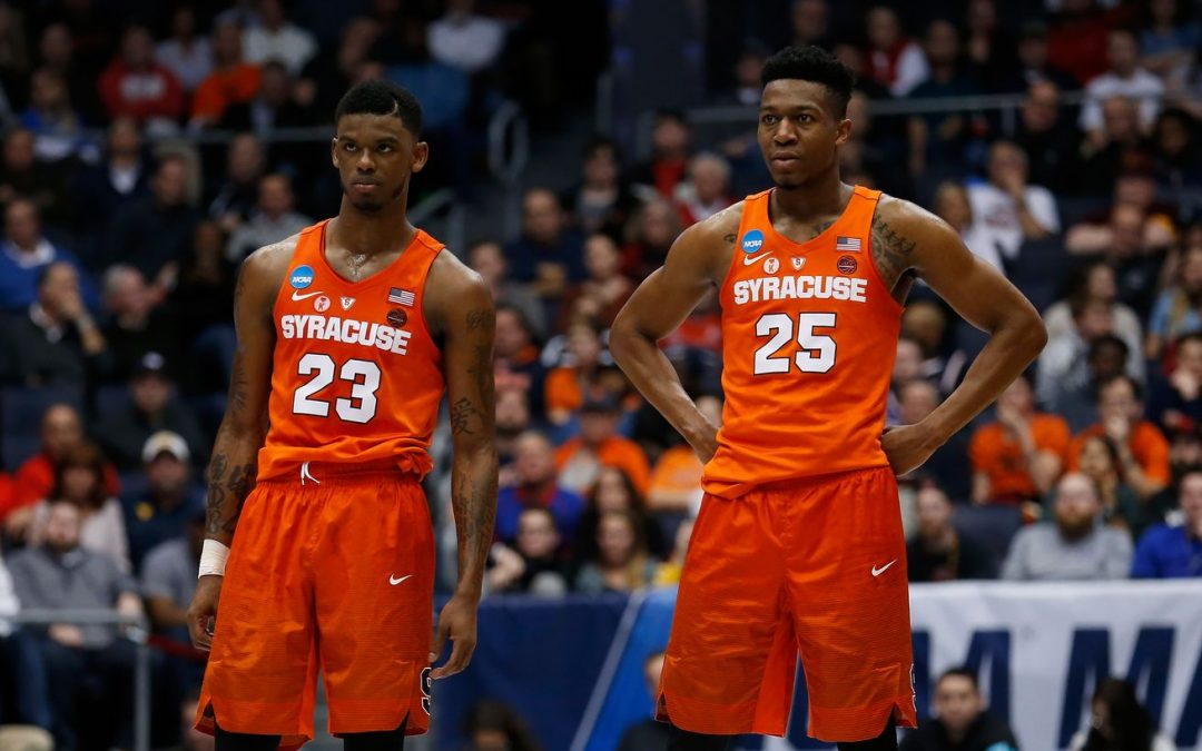 We've Made it to the Madness and Syracuse is Dancing Once Again