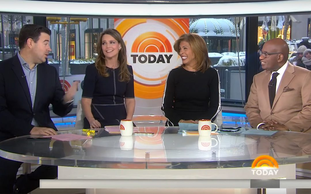 Confession: I Haven't Watched The Today Show in Months