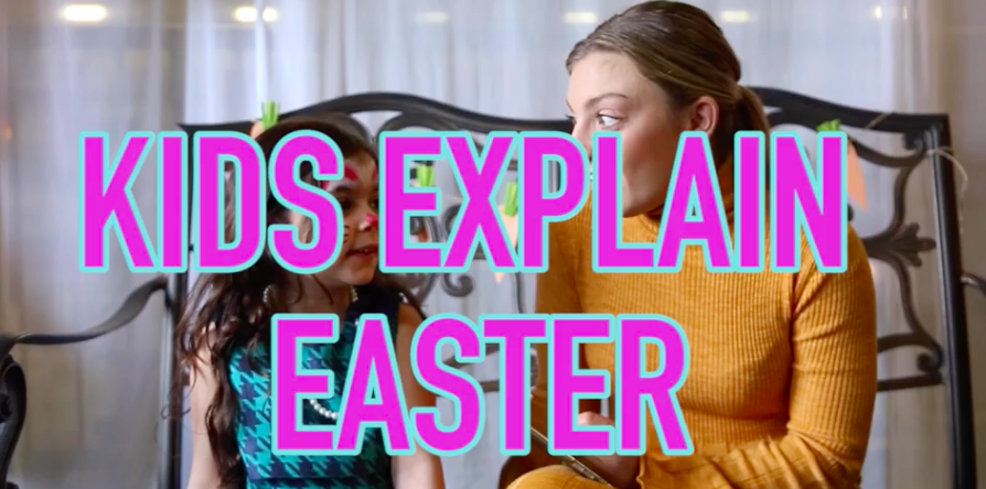 Kids Explain Easter