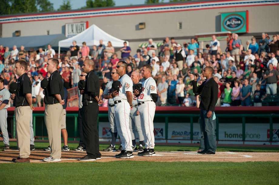 I Think I Need to Audition to Sing the National Anthem for the ValleyCats