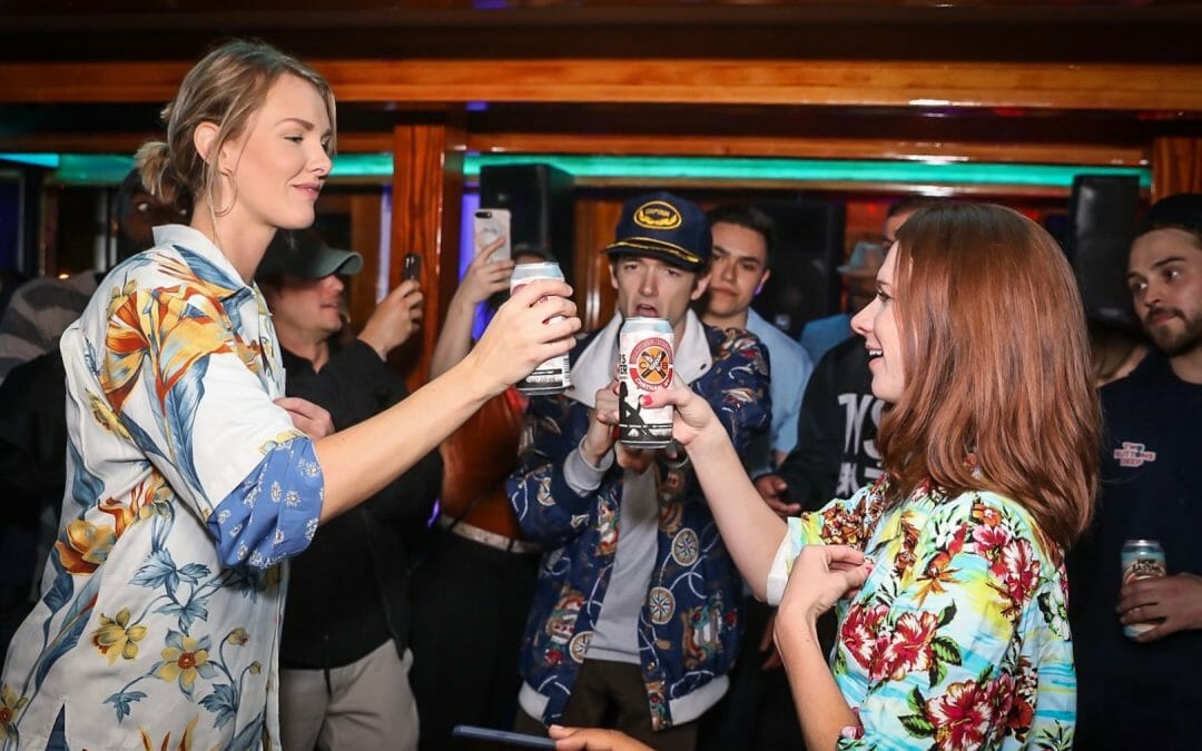 The 2BD Spring Booze Cruise Recap